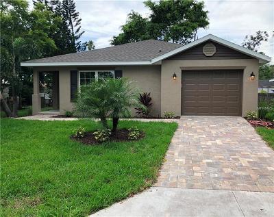 Bradenton Single Family Home For Sale: 816 33rd Street W
