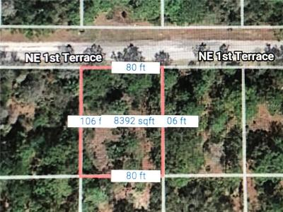 Crystal River Residential Lots & Land For Sale: NE 1st Terrace