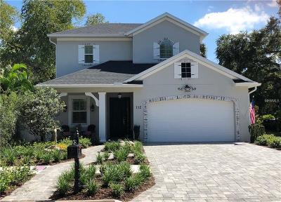 Tampa Single Family Home For Sale: 3407 W Tacon Street
