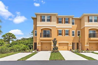 New Port Richey Townhouse For Sale: 5520 Yellowfin Court