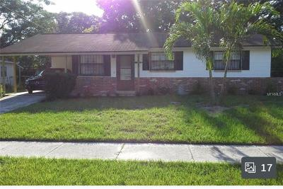 Tampa Single Family Home For Sale: 4413 Atwood Drive