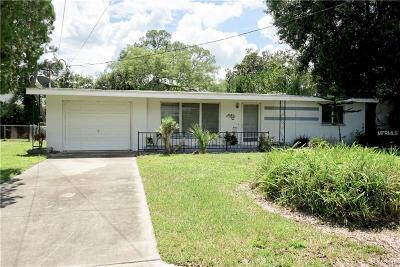 Clearwater Single Family Home For Sale: 2247 Curtis Drive S