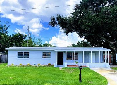 Single Family Home For Sale: 4930 Crest Hill Drive