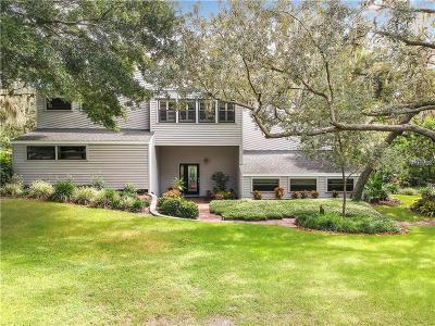 Riverview Single Family Home For Sale: 11302 Sandpine Road