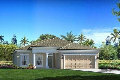 Wimauma Single Family Home For Sale: 16708 Mooner Plank Circle
