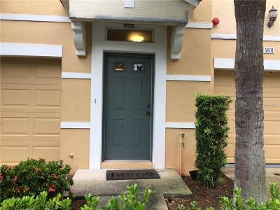 Townhouse For Sale: 5603 Gaspar Oaks Drive
