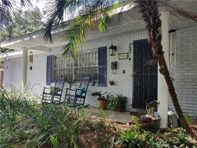 Tampa Single Family Home For Sale: 7508 Park Drive