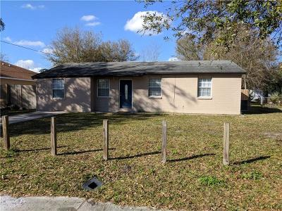 Single Family Home For Sale: 7904 Dahlia Avenue
