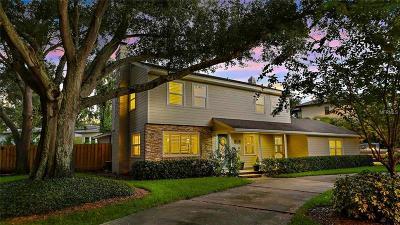 St Petersburg Single Family Home For Sale: 1121 Monterey Boulevard NE