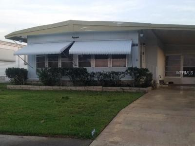 Dade City Mobile/Manufactured For Sale: 29129 Johnston Road #2702