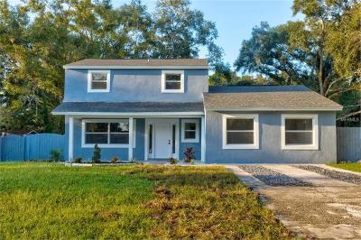 Tampa Single Family Home For Sale: 7709 Alvina Street