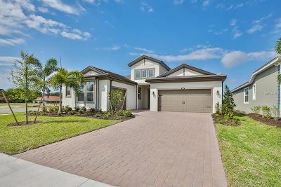 Sarasota Single Family Home For Sale: 5600 Morning Sun Drive #203