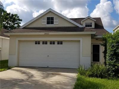 Wesley Chapel Single Family Home For Sale: 28602 Seashell Court