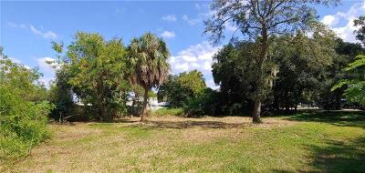 Tampa Residential Lots & Land For Sale: 7300 S Swoope Street