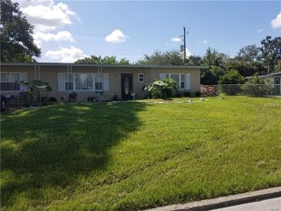 Orlando Single Family Home For Sale: 1604 37th Street