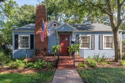 Tampa Single Family Home For Sale: 1200 E Paris Street