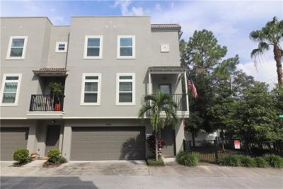 Tampa Townhouse For Sale: 3203 Marcellus Circle