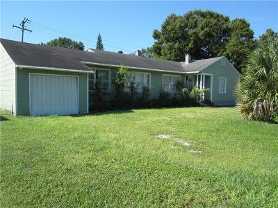 Tampa Single Family Home For Sale: 3818 W Euclid Avenue