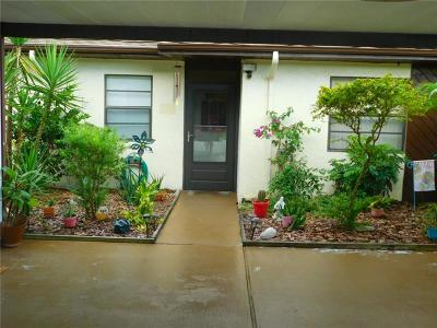 Port Richey Condo For Sale: 6421 Drexel Drive #2