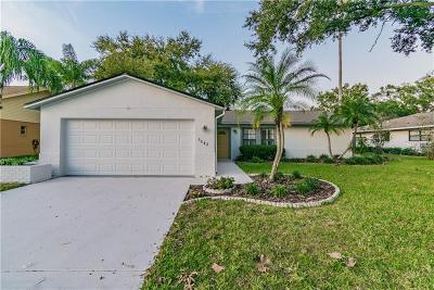 Clearwater Single Family Home For Sale: 3042 Marlo Boulevard