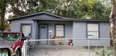 Tampa FL Single Family Home For Sale: $135,000