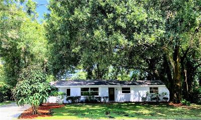 Tampa Single Family Home For Sale: 2911 Silver Lake Avenue