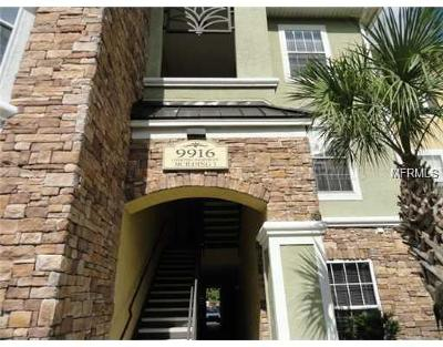 Tampa Condo For Sale: 9916 Courtney Palms Boulevard #203