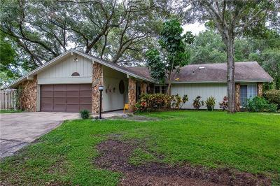 Pinellas Groves Single Family Home For Sale: 2033 Aaron Place