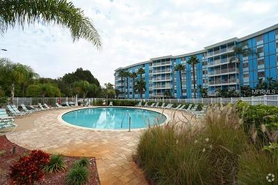 St Petersburg, Clearwater Condo For Sale: 3315 58th Avenue S #113