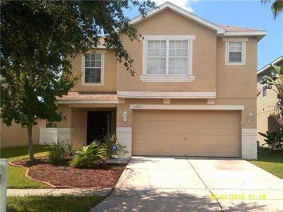 Gibsonton Single Family Home For Sale: 12123 Tree Haven Avenue