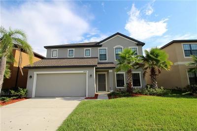 Wimauma Single Family Home For Sale: 14436 Alistar Manor Drive