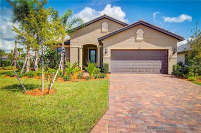 Lakewood Ranch Single Family Home For Sale: 16707 Blackwater Terrace