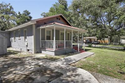 Tampa Single Family Home For Sale: 9512 N 11th Street