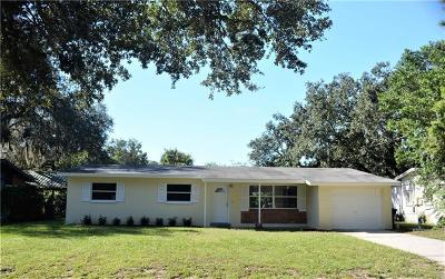 Single Family Home For Sale: 1004 Hardy Drive