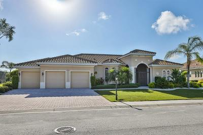 Hillsborough County Single Family Home For Sale: 1322 Via Toscana Way