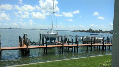 Treasure Island, St Pete Beach Townhouse For Sale: 4673 Mirabella Court