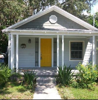 Tampa Single Family Home For Sale: 3116 E 33rd Ave