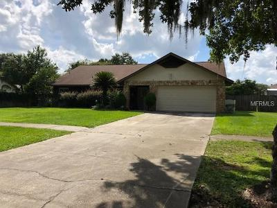 Dover Single Family Home For Sale: 1621 S Dover Road