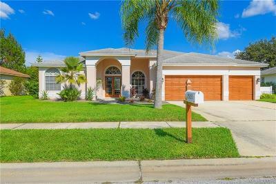 Palm Harbor Single Family Home For Sale: 2523 Saddlewood Lane