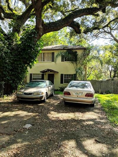 Tampa Multi Family Home For Sale: 10117 N 10th Street