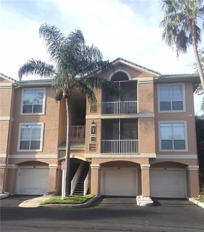Tampa Condo For Sale: 1215 Bay Club Circle #1215