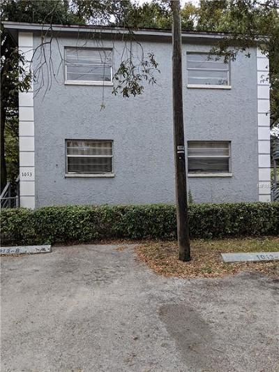 Multi Family Home For Sale: 1013 E Bougainvillea Avenue