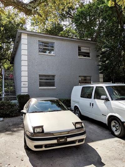 Multi Family Home For Sale: 1011 E Bougainvillea Avenue