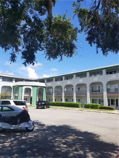 Clearwater Condo For Sale: 2228 Swedish Drive #46