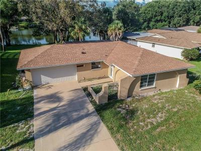 Port Richey Single Family Home For Sale: 7211 Vista Way