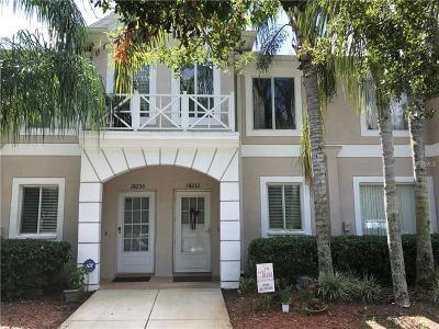 Townhouse For Sale: 18232 Paradise Point Drive