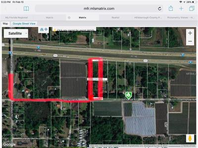 Plant City Residential Lots & Land For Sale: Glen Harwell Road