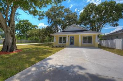 Tampa Single Family Home For Sale: 2017 Davis Street