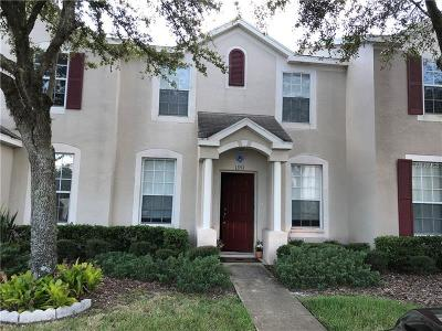 Wesley Chapel Condo For Sale: 1351 Lyonshire Drive #1