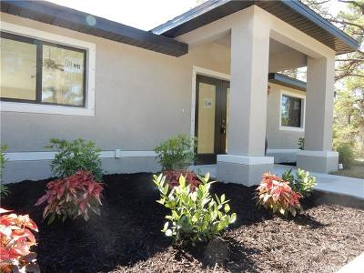 North Port Single Family Home For Sale: 1793 Noppenberg Avenue